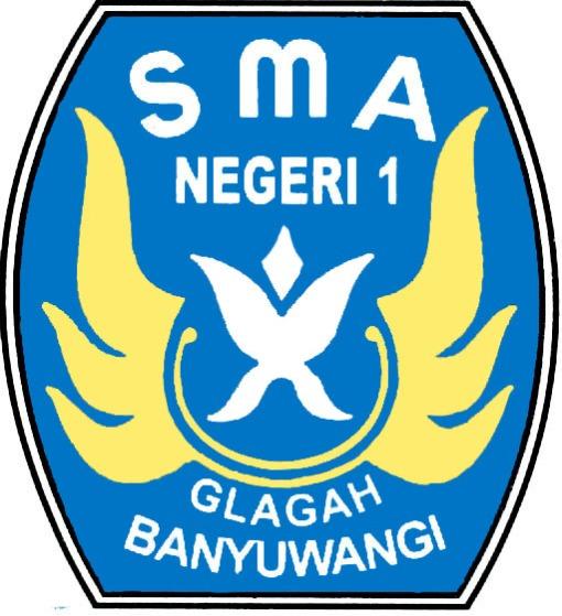 Logo SMAN 1 Glagah Banyuwangi