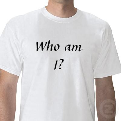 siapa diri kita? ya kita sendiri yang harus mencari tahu.