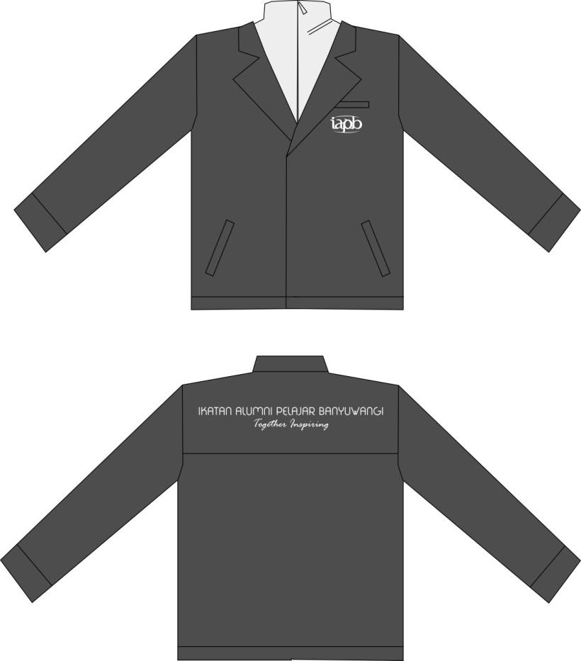 desain jaket IAPB