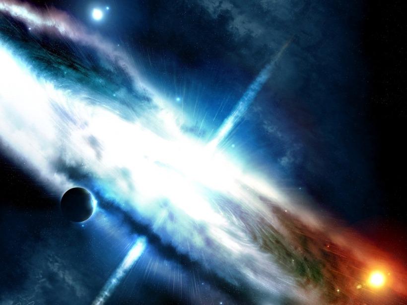 alam semesta beserta isinya... salah satu tanda kekuasaan Allah SWT