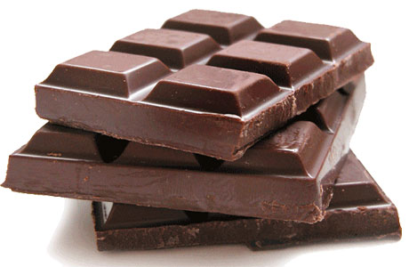 Siapa mau coklat?
